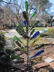 terry shipley ceramics bottle tree