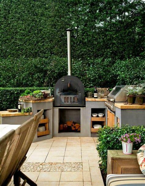 construction cuisine d été 1001 idées d 39 aménagement d 39 une cuisine d 39 été extérieure