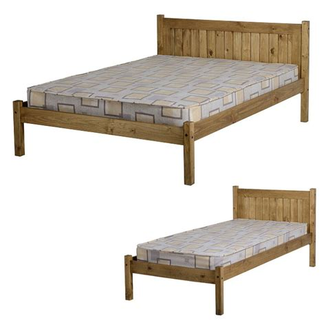single futon frame 3ft single or 4ft small 4 6 distressed