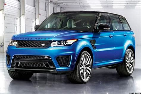 Sporty Suvs by The New Suv In Range Rover Sport Thestreet