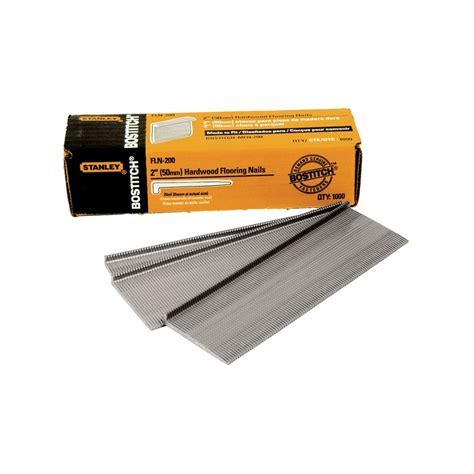 "Bostitch FLN 200 2"" 16 GA. Hardwood Flooring Cleat Nails"
