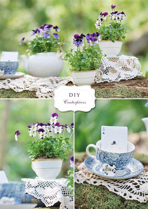 Diy Flower And Teacup Centerpieces Andrea Dozier Dayton