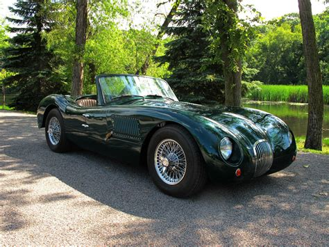 1951 Jaguar C Type Replica For Sale In Minneapolis