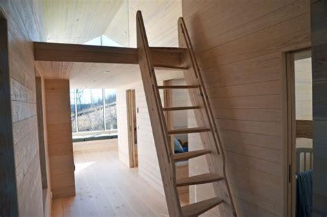 modernes holzhaus  norwegen bietet ein eindrucksvolles