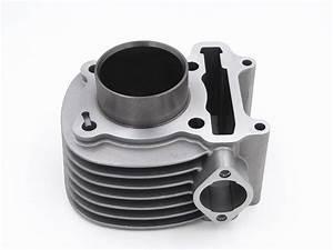 Popular Sym Aluminum Engine Block   52 4mm Bore Motorcycle