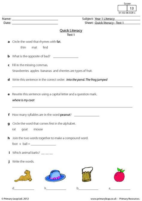 all worksheets 187 literacy ks1 worksheets printable