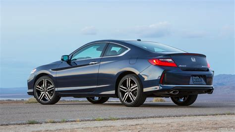 2016 Accord Coupe V6 by 2016 Honda Accord Coupe V6 Touring Rear Hd Wallpaper 16
