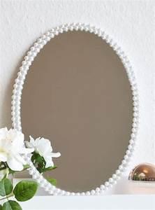 Spiegel Zum Basteln : die besten 25 spiegel rahmen ideen auf pinterest rahmen spiegel gerahmte spiegel und ~ Orissabook.com Haus und Dekorationen