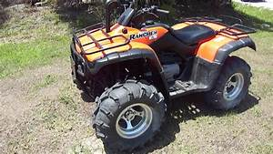 2003 Honda Rancher 350 4x4 Walk Around