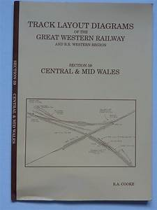 Track Layout Diagrams Of Great Western Railway By Cooke  R