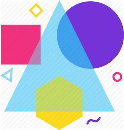 Shapes Basic Shape Circle Geometry Background Icon
