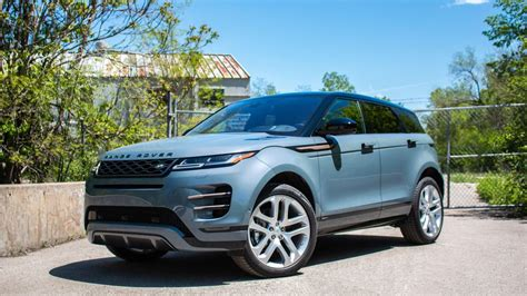Land Rover Range Rover Evoque Picture by 2020 Land Rover Range Rover Evoque A Looker Inside And