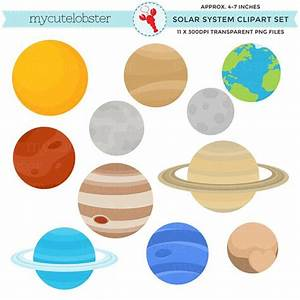 Little planets clipart - Clipground