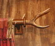 Deer Antler Curtain Rod Holders by 1000 Images About Antlers Skulls And Horns On