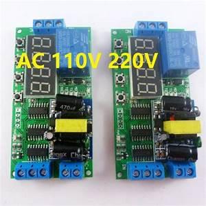 Io23b01 Ac 110v 220v Multifunction Self