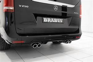 Mercedes Classe V Amg : mercedes benz v class by brabus ~ Gottalentnigeria.com Avis de Voitures
