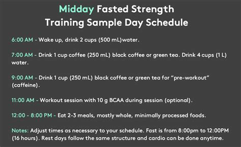 intermittent fasting    daily fast aaron fountain