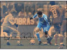Bayer Leverkusen defender Ahmed Reda Madouni