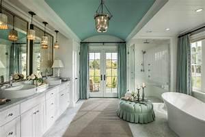 HGTV Dream Home 2015: Master Bathroom HGTV Dream Home