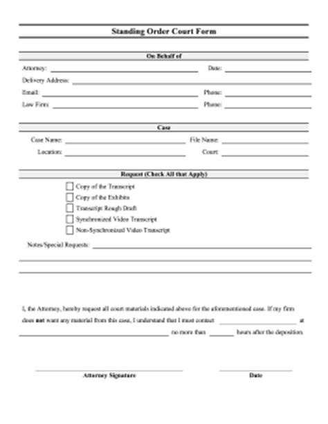 images  legal photocopy request form template