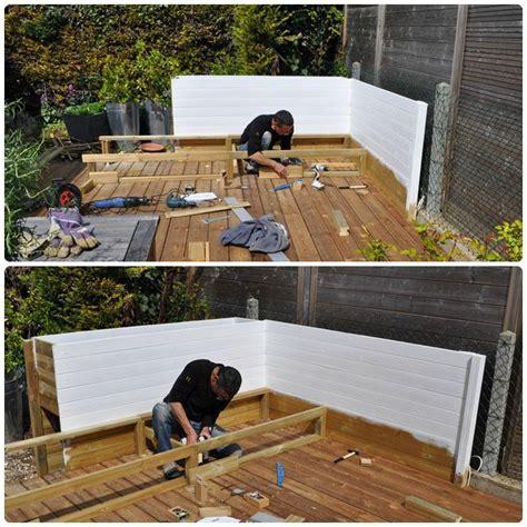canape en palette bois canape en bois de palette ukbix