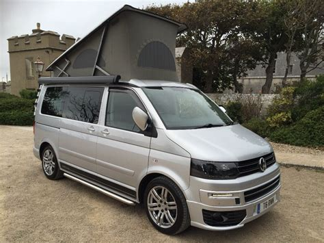 Reduced 2012 Vw T5 California Cer Tdi Dsg Fully Loaded With Extras In Weymouth Dorset