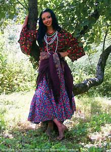 Folk Gypsy costume