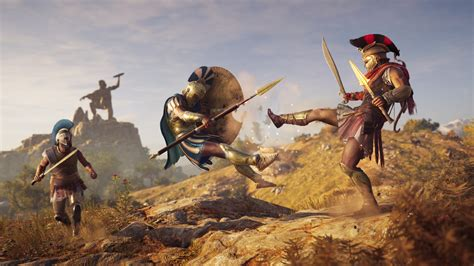 Análisis De 'assassin's Creed Odyssey'