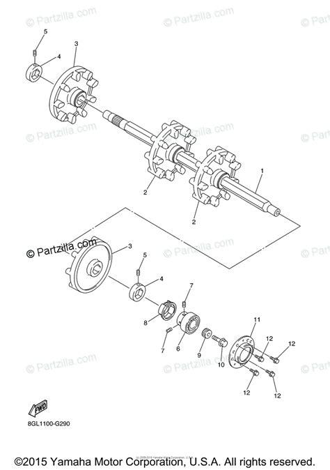 Yamaha Nytro Parts Diagram