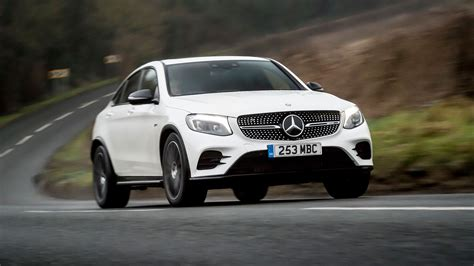 mercedes cer mercedes amg glc43 4matic coupe 2017 review car magazine