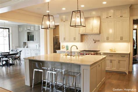 ballard designs kitchen island feature friday modern farmhouse in atlanta southern 4292