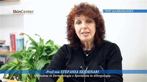 test allergologici i test allergologici
