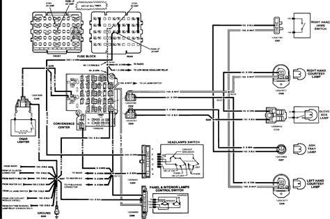Radio Wiring Diagram Chevy Silverado