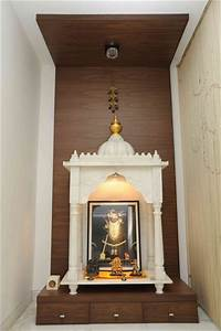 Small Pooja Cabinet Designs, Small House Pooja Room Design