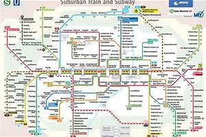 Sbahn München Plan : munich mass transit information ~ Watch28wear.com Haus und Dekorationen