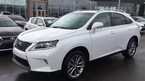 lexus white lexus rx 350 2015 white wallpaper 1280x720 37212