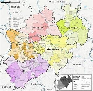 Land Nrw Jobs : nordrhein westfalen nrw karte kreise st dte einwohner ~ Eleganceandgraceweddings.com Haus und Dekorationen
