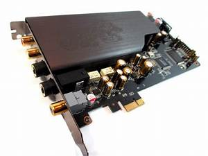 Asus Essence Stx Ii 7 1 Sound Card Review