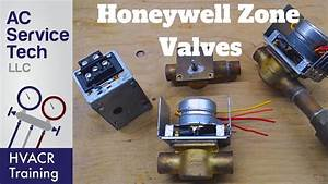4 Wire  5 Wire Honeywell Zone Valve Wiring