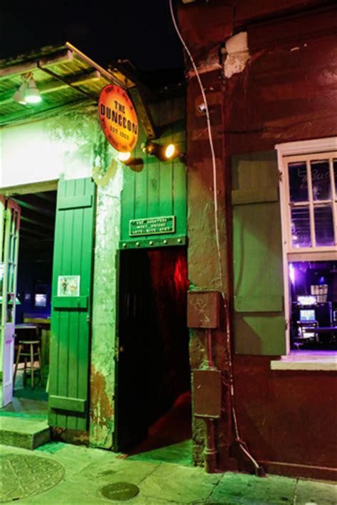 dungeon club  orleans nightlife venue