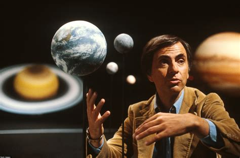 Carl Sagan: The Cosmic Perspective - The 8 Percent