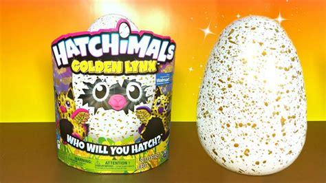 Golden Lynx Hatchimals Walmart Exclusive For Christmas