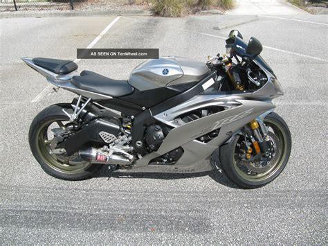 2008 Yamaha R6 by 2008 Yamaha Yzf R6 600 Exhaust Extras