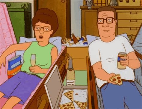 cheerleading voice over template gif king of the hill hank hill peggy hill animated gif