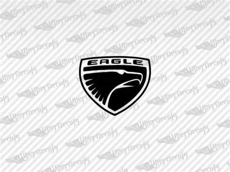 jeep eagle logo jeep eagle decal stickers