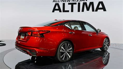 nissan altima horsepower overview car review
