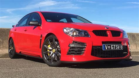 Holden Car : Fastest-ever Holden To Pack 475kw Supercharged Punch