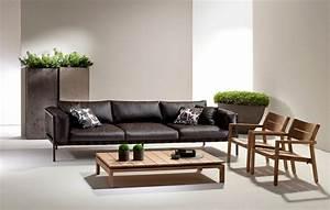 Canape Angle Jardin : le canap d 39 angle moderne natal alu par trib ~ Teatrodelosmanantiales.com Idées de Décoration
