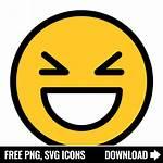 Laughing Icon Symbol Svg