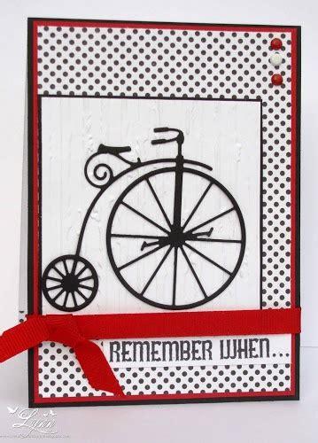 Memory Box Vintage Bicycle